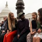 Youth climate activists to join Sweden's Thunberg in protest at U.S. Supreme Court