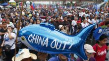 Philippines protests new China law as `verbal threat of war'