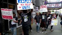 Study: Fast Food Workers Cost Gov`t Billions