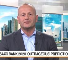 Saxo Bank's 'Outrageous' Predictions for 2020