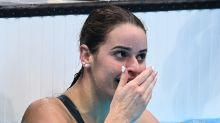 Australian swimmer Kaylee McKeown drops F-bomb in interview after winning gold