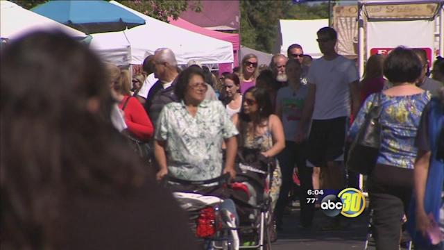 Clovis Fest sees record turnout
