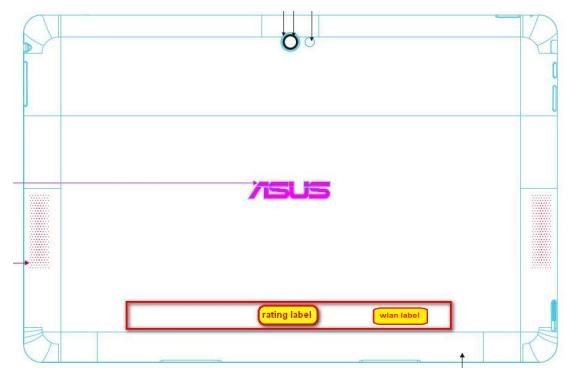 Mystery ASUS tablet shows up at the FCC, could be the next Transformer Pad