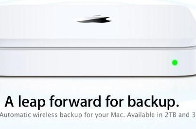 Apple updates Airport stations and Time Capsule, brings bug fixes and iCloud support