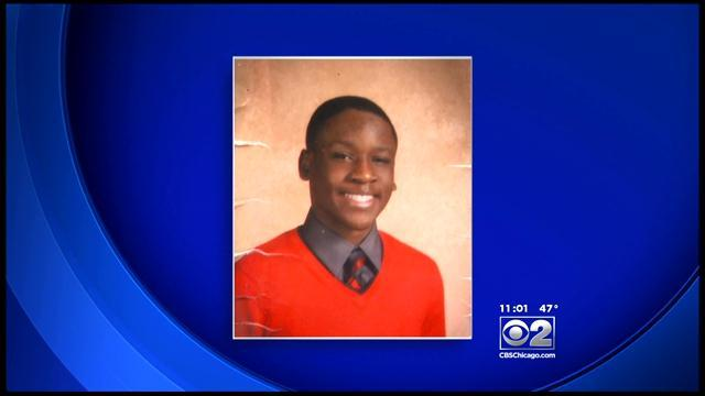 Simeon Students Shocked At Football Player's Slaying