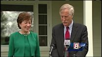 King endorses Collins for re-election