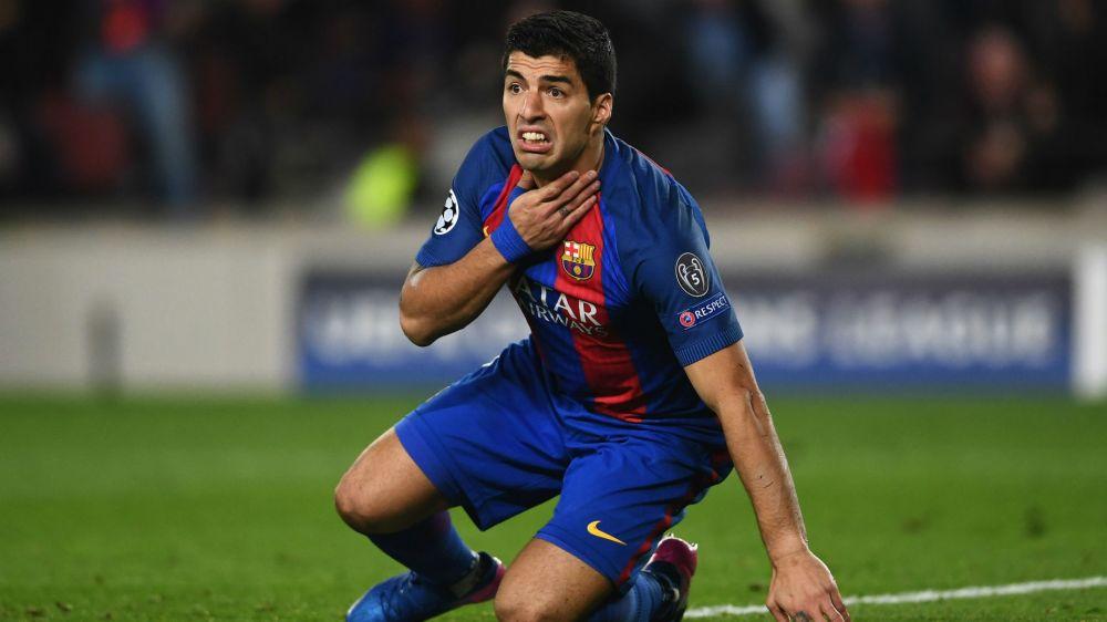 Suarez's PSG dive was football porn - Cantona slams 'dramatic' striker