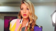 Gigi Hadid Wore a Juicy Couture Tracksuit for Her Birthday Afterparty