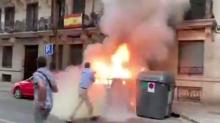 Un 'bombero' llamado Javier Ortega Smith