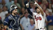 Ender Inciarte will be the answer to four trivia questions about SunTrust Park