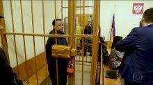 Bolsonaro e Putin acertam liberação de Robson, motorista brasileiro preso na Rússia
