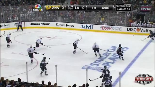 Anaheim Ducks at Los Angeles Kings - 05/10/2014