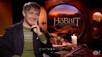 The Hobbit Yahoo! Originals Clip