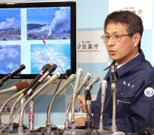 No-go warning as Japan volcano erupts for first time in 250 years