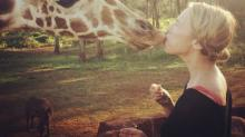 Kiss a Giraffe, Then Hit the Food Court — a Perfect Night in Nairobi