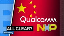 Qualcomm-NXP Deal Said to Receive Chinese Regulatory Approval