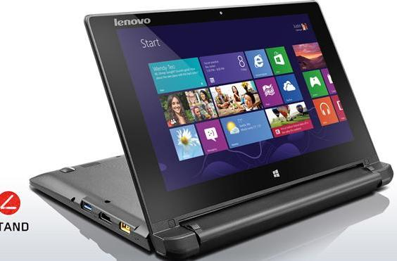 Lenovo's Flex 10 offers a flip-mode display on a $550 netbook-style body