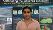 14-year-old Indian-American girl's discovery could lead to a possible cure for coronavirus