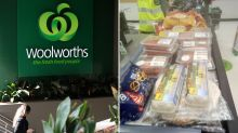 'Disgusting': Woman's photo at Woolworths checkout sparks debate