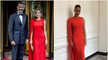 Zawe Ashton, la actriz que copió a la reina Letizia en la alfombra roja