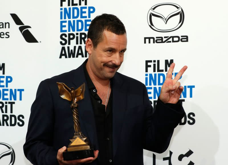 35th Film Independent Spirit Awards - Photo Room - Santa Monica, California, U.S.