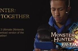 Register Monster Hunter 3 Ultimate 3DS in Europe, get free download for a friend