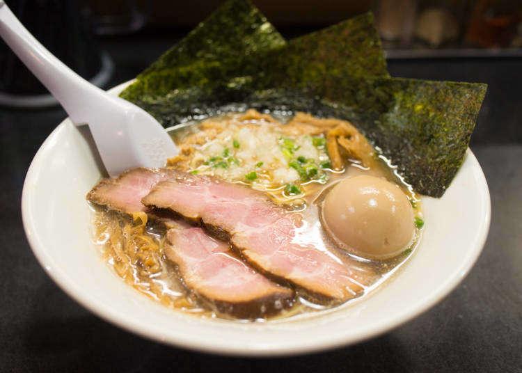 排再久也要吃的東京5家人氣拉麵店【2018年最新版】