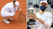 Iga Swiatek shocks tennis world with historic French Open title