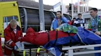 Sochi Worker Injured in Bobsled Accident