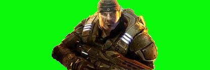 Gears of War movie may go the green screen route