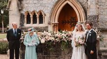 Princess Beatrice's royal wedding photographer breaks silence on couple's big day