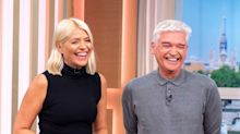 Holly Willoughby Responds To Rumours She's Preparing To Quit This Morning