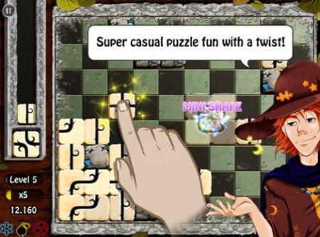Daily iPad App: The Lost Shapes builds a puzzle connection