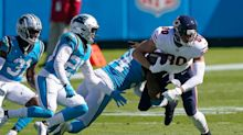 'It was a wild one': Bears tight end Jimmy Graham recounts single-car rollover accident