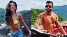 Mariana Rios e Gusttavo Lima estariam vivendo romance; atriz nega envolvimento