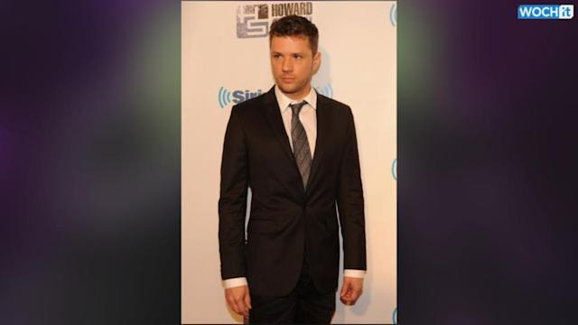 Ryan Phillippe Channeled His Inner 'Magic Mike' At Howard Stern's 60th Birthday Bash