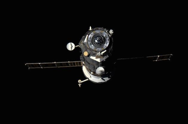 Russia's broken ISS supply vessel burns up in the atmosphere