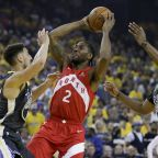 Warriors take out full-page ad in newspaper to congratulate Raptors