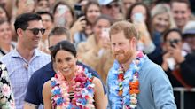Barefoot Meghan Markle and Prince Harry break royal protocol on Bondi Beach