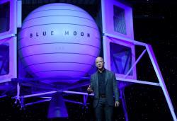 Blue Origin offers NASA $2 billion in last-ditch attempt at lunar lander contract