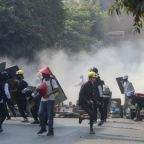 Where is Myanmar and what is happening with the military coup there?