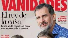 """Los detalles en los que se ha fijado esta revista mexicana para definir a Felipe VI como """"un papá amoroso"""""""
