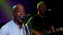 Video Premiere: Darius Rucker Delivers Live 'Southern Style'