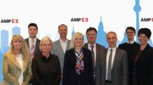 /R E P E A T -- AMP Appoints National Sales Director and Launches Nationwide Marketing Sales Campaign for Branded Medical Cannabis Products in Germany/
