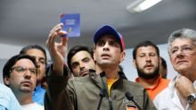 Leading Venezuela opposition figure barred from office 15 years