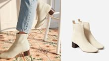 Everlane's 'most flattering boot' ever is back in stock — and it comes in new colours