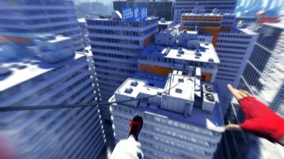 Mirror's Edge demo vaults onto Marketplace (lands on feet)