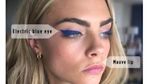 Cara Delevingne's Graphic Comic Con Look Has Summer Staying Power