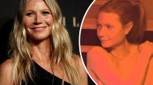 Gwyneth Paltrow, 47, goes topless in steamy sauna photo