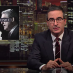 John Oliver Says Mueller Report Shows Trump Team's 'Cartoonish Levels of Disorganization' (Video)